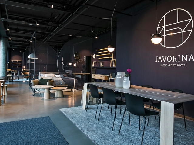 Javorina – showroom