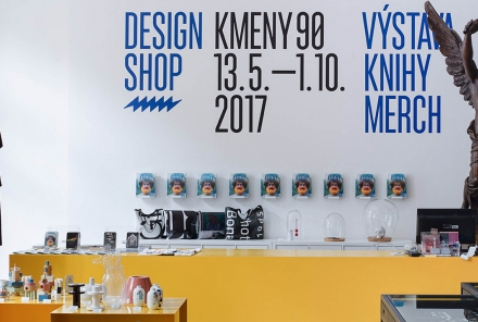 Moravian Gallery in Brno – Designshop